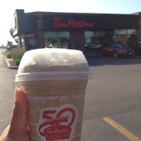 Photo taken at Tim Hortons by Mariegold M. on 9/5/2014