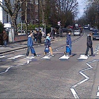 Photo taken at Abbey Road Studios by Tim C. on 3/29/2013
