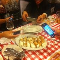 Photo taken at Buca di Beppo Italian Restaurant by Abby O. on 10/27/2012