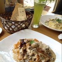 Photo taken at Biella - Italian Ristorante Café by Meem on 9/25/2012