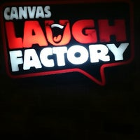 Photo taken at Canvas Laugh Factory by Ashvini S. on 6/7/2014