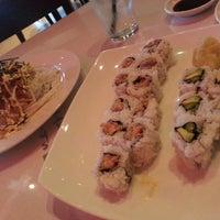 Photo taken at Sushi Bistro by Damian E. on 3/12/2013