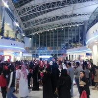 Photo taken at Seef Mall by Redha A. on 12/27/2012