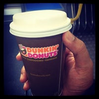 Photo taken at Dunkin' Donuts by Ernesto T. on 10/25/2013