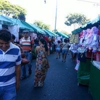 Photo taken at Feirinha do Eldorado by Warlei P. on 2/8/2014