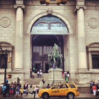 Photo taken at American Museum of Natural History by Gabriela on 6/16/2013
