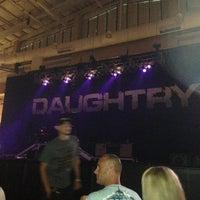 Photo taken at Kansas Star Arena by Justin S. on 6/30/2013
