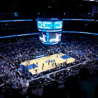 Photo taken at Amway Center by Thais K. on 4/15/2013