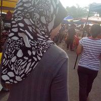 Photo taken at Pasar Dengkil by ABDUL Q. on 4/13/2014