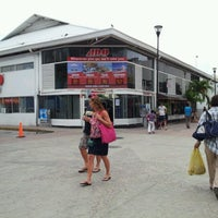 Photo taken at Terminal de Autobuses ADO by Marco M. on 11/28/2012