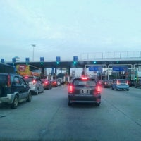 Photo taken at Plaza Tol Sungai Besi by Mohamad Fahimi S. on 12/2/2012