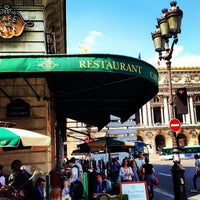 Photo taken at Café de la Paix by Oleg on 6/5/2013