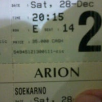 Photo taken at Arion 21 by SaYu EcHa on 12/28/2013