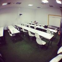 Photo taken at KSchool by Javier R. on 1/12/2013