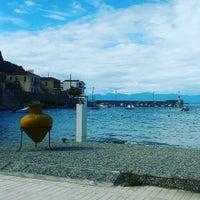 Photo taken at Porto Cafe by Xrysa P. on 10/24/2015