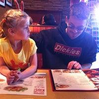 Photo taken at Boston Pizza by Gillian on 4/6/2013