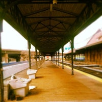 Photo taken at Hartford Union Station (HFD) - Amtrak by Gregarious N. on 3/26/2013