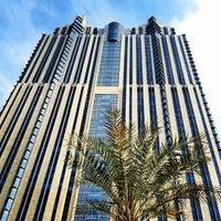 Photo taken at Shangri-La Hotel by Shev L. on 11/26/2012
