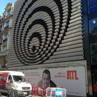 Photo taken at RTL by Sebastien N. on 2/18/2013