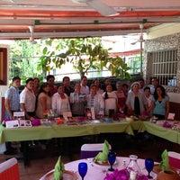 Photo taken at Restaurante Noy by Osvaldo M. on 3/8/2013