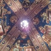 Photo taken at Basilica di San Nicola by Pierangelo R. on 4/13/2014