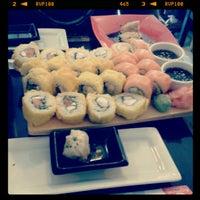 Photo taken at Aomori Nikkei & Sushi by Valentina R. on 11/16/2012
