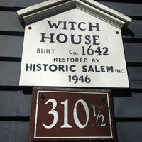 Photo taken at Witch House by Kel on 10/18/2012