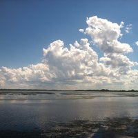 Photo taken at Kissimmee Lakefront Park by Ronald G. on 9/13/2013