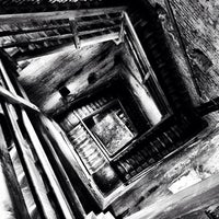 Photo taken at Torre Degli Asinelli by deadmanwriting on 11/16/2013