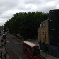 Photo taken at London Borough of Islington by Deniz on 7/20/2013