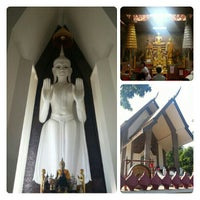 Photo taken at วัดศาลาลอย by Tharathorn P. on 11/1/2012