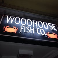 Photo taken at Woodhouse Fish Co. by Josiah F. on 7/18/2013