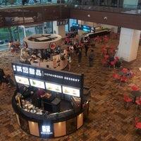 Photo taken at Changi Airport Terminal 1 by Sezali Z. on 4/28/2013