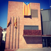 Photo taken at Ajuntament de Gelida by Daniel G. on 9/11/2014