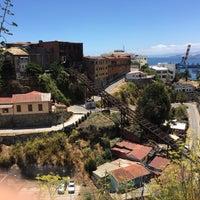 Photo taken at Cerro Playa Ancha by Nikita P. on 1/24/2016