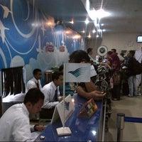 Photo taken at Bandara Sultan Thaha Syaifuddin (DJB) by Noly H. on 1/6/2013
