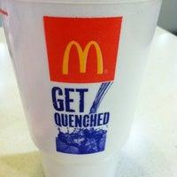 Photo taken at McDonald's by Ramona W. on 12/17/2012