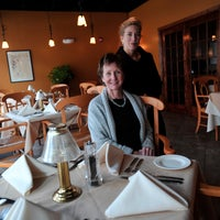 Photo taken at Cafe Troia by The Baltimore Sun on 12/5/2012
