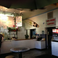 Photo taken at Planet Fresh Gourmet Burritos by Steffen G. on 10/19/2012