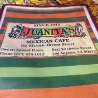 Photo taken at Juanita's by Fernando H. on 12/12/2015