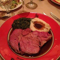 Photo taken at House of Prime Rib by Hiromi W. on 7/4/2013