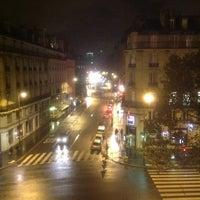 Photo taken at Belloy Saint Germain by Nikolay on 11/5/2012