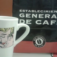 Photo taken at Establecimiento General de Café by Melu on 7/3/2013