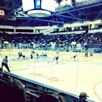 Photo taken at ShoWare Center by Mitchell J. on 12/29/2012