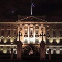Photo taken at Buckingham Palace by Andrew Whitty on 7/22/2013