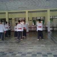 Photo taken at Wisma Budaya sma 7 purworejo by Gangsar H. on 11/17/2012