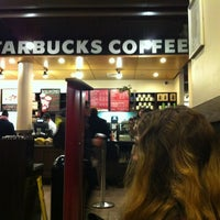 Photo taken at Starbucks by Lizzette R. on 11/17/2012