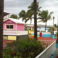 Photo taken at Port Lucaya Marina by Jessy's on 1/22/2013