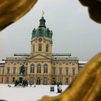 Das Foto wurde bei Schloss Charlottenburg von Estibaliz am 12/14/2012 aufgenommen
