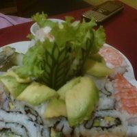 Photo taken at Hikari Ramen & Japanese Food by mochi d. on 3/6/2013